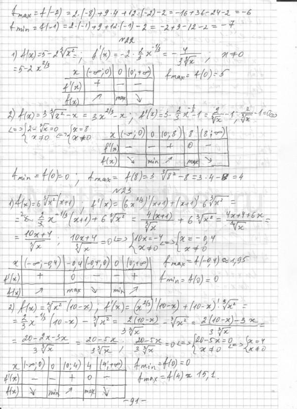 Для техникума решебник по задач математике